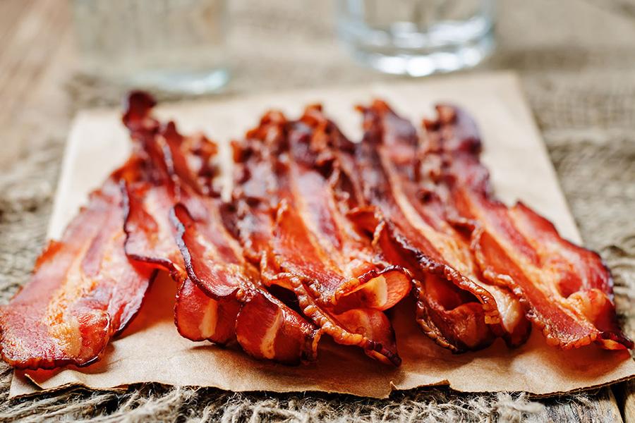 Hamilton Ranch Applewood Smoked Bacon