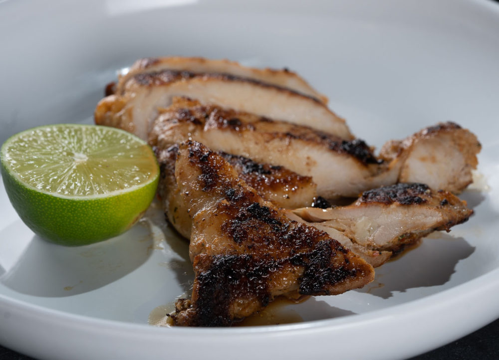 Pollo Asado Chicken Thigh