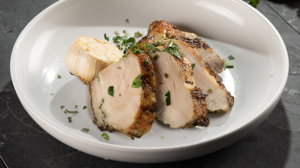Garlic Herb Chicken Breast